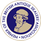 British antique dealer